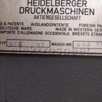 Heidelberg GTO 52 N+P (3)