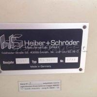 Heiber + Schroeder Variofold 1400