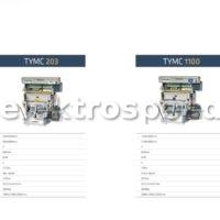 Guangya Serie TYMC platine con stampa a caldo