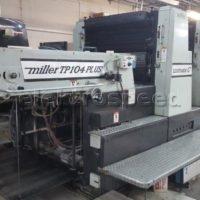 Miller TP 104-2 Plus Unimatic C3