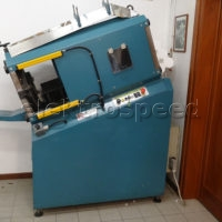 Label die cutting machine Caliari Lab 23×23