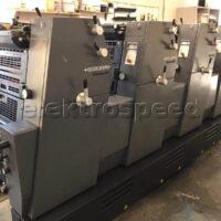 Heidelberg Printmaster PM GTO 52-4+